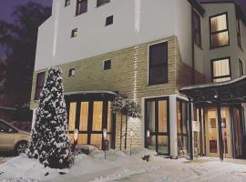 Safranberg Hotel, отель в Ульме