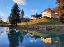 Grad Strmol, hotel in Cerklje na Gorenjskem