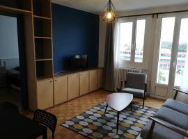 Appartement spacieux 3 chambres, appartement à Limoges