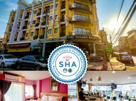 Siri Oriental Bangkok Hotel, hotel near Khao San Road, Bangkok