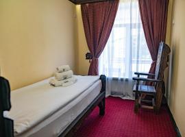 Dniprovskiy Dvir, готель у місті Дніпро