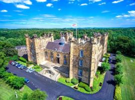 Lumley Castle Hotel, hotel near University Hospital of North Durham, Chester-le-Street