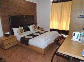 JPS Residency, hotel near Swaminarayan Akshardham, New Delhi