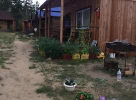 Guest House Tayozhnaya Skazka, self catering accommodation in Khuzhir