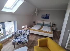 Gästezimmer Treuen - Bed & Breakfast, hotel in Treuen