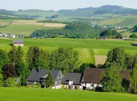 Ferienwohnung Richters Hof auf der Hiege, hotel in Schmallenberg