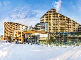 Rila Hotel Borovets, hotel Borovecben