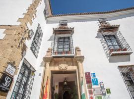 Hotel Soho Boutique Palacio San Gabriel, hotel in Ronda