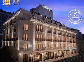 Lazzoni Hotel, отель с джакузи в Стамбуле