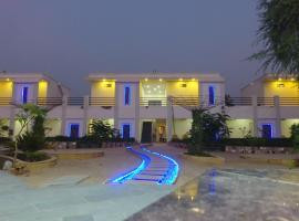 Thar Exotica Resort, accessible hotel in Bikaner
