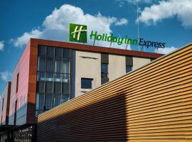 Holiday Inn Express Moscow - Khimki Go Park, hotel in Khimki