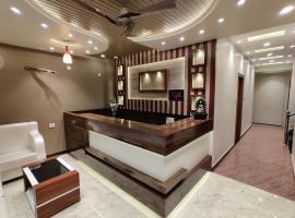 Hotel City Palace, hotel in Varanasi