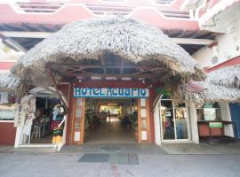 Hotel Bungalows y Cabañas Acuario, hotel in Puerto Escondido