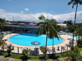 Colonia de Férias Fiscais, hotel em Guaratuba