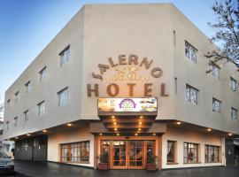Hotel Salerno, hotel in Villa Carlos Paz