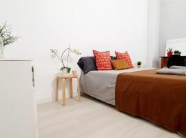 Apartholiday Urban Boutique, hotel a l'Hospitalet de Llobregat