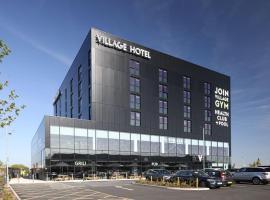 Village Hotel Southampton Eastleigh, hotel cerca de Aeropuerto de Southampton - SOU,