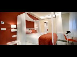 Pensión Luxury Plaza Nueva, guest house in Bilbao