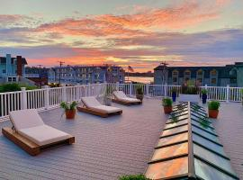 Atlantic Beach Hotel Newport, hôtel à Middletown