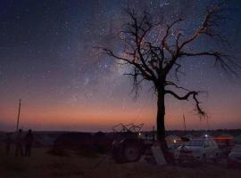 Hippie Desert Safari, luxury tent in Jaisalmer