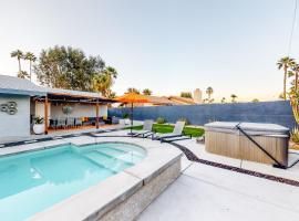 Treasured Days, villa in Palm Springs