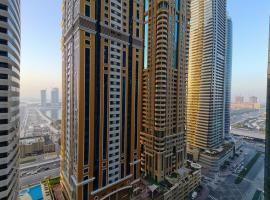 A C Pearl Holiday - Cozy One Bedroom Apartment in Marina, hotel in Dubai