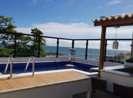 Solaris Home, hotel with jacuzzis in Salvador