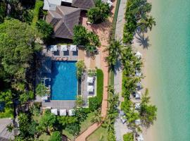 Le Vimarn Cottages & Spa, boutique hotel in Ko Samed