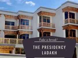 The Presidency Ladakh, hotel in Leh