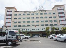 Tyng Garden Hotel, hotel in Sandakan