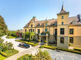 Landgoed Kasteel de Hoogenweerth, отель в Маастрихте