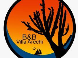 Villa Arechi, hotel near Arechi Stadium, Salerno