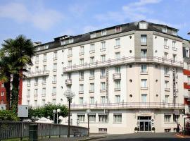 Hôtel Florida, hotel in Lourdes