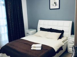 1 room luxury apartment, luxury hotel in Novosibirsk