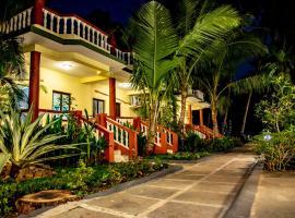 Agonda Palace Resort, hotel v destinaci Agonda