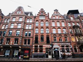 Hotel La Bohème, hotel near Flower Market, Amsterdam