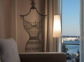 Ioanna View Luxury Apartment, luxury hotel in Ierápetra