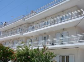 POSEIDON Hotel, hotel din Paralia Katerinis