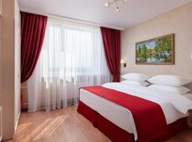 Апартаменты Москва, hotel near Ice Stadium Mytischi, Moscow