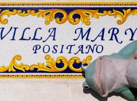 Villa Mary Suites, B&B in Positano