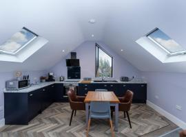Luxury Loft Apartment by Bootique Wakefield, hotel in Wakefield