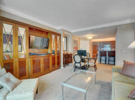 Upper Penthouse 2BR-3BA at the MGM Signature, apartment in Las Vegas