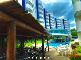 Águas da Serra, hotel em Rio Quente