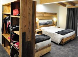 Albergo Alpino, hotel in Vermiglio