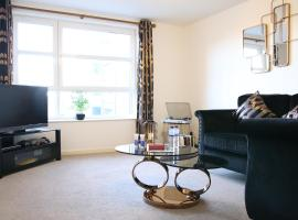 ''Kings Lodge'' - Modern apartments in City Centre with Free Private Parking, accommodation in Aberdeen