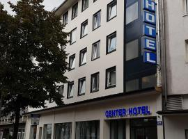 Center Hotel Essen, hotel in Essen