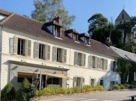 Auberge du Chasseur, hotel near France Miniature, Grosrouvre