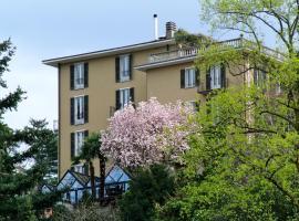 Hotel Bellevue Bellavista Montagnola, hôtel à Lugano