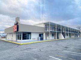Econo Lodge Airport, hotel in Norfolk