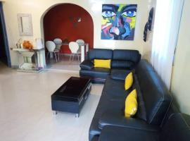 Villa Tara, villa in Ouagadougou